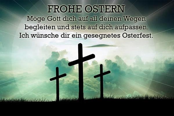 Christliche Osterwünschen