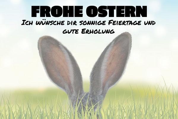 WhatsApp Ostergrüße