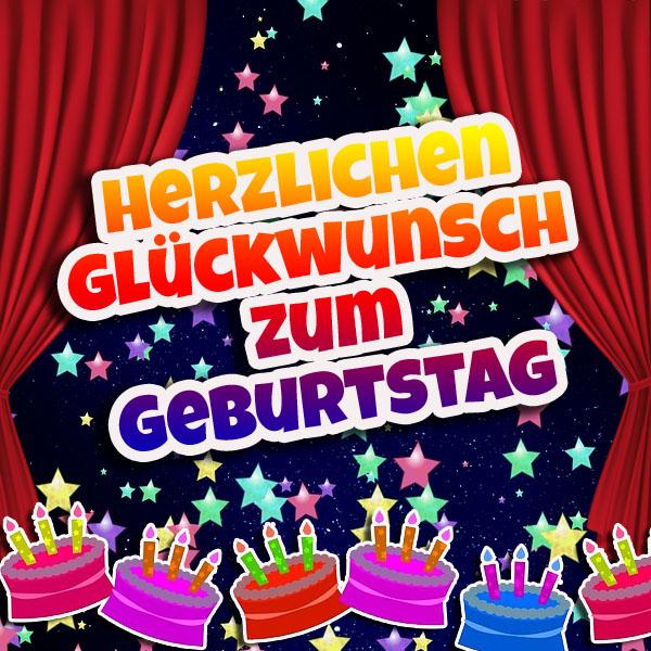 Große Show zum Geburtstag