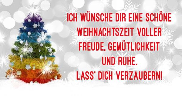 Weihnachtszeit Grüße